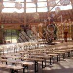 Alquiler de bancos plegables en Girona