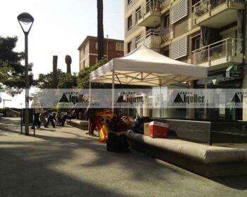 Alquiler de carpas Barcelona