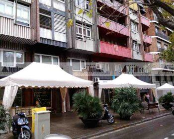 Carpas de alquiler en Barcelona
