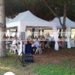 Alquiler de carpas para bodas y bautizos
