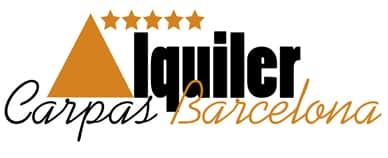 Alquiler Carpas Barcelona